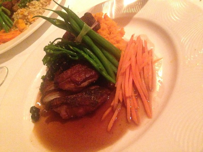 Savory Grille Five Spice Duck Breast
