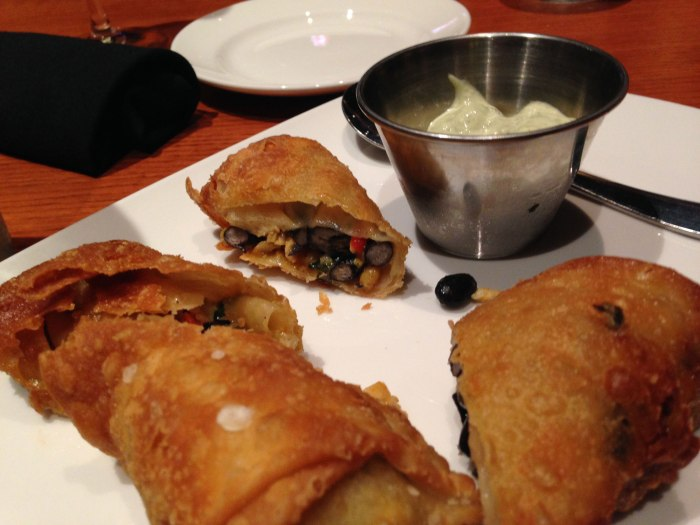 Brickstone's Mighty Fine Food & Spirits Tex-Mex Egg Rolls
