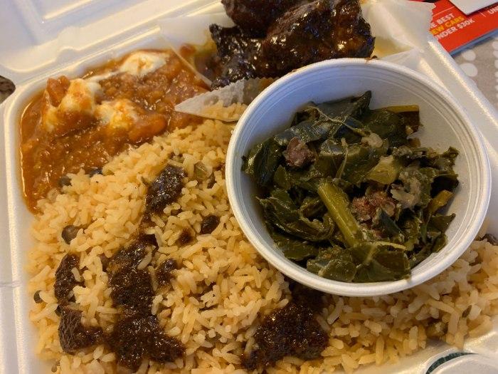 Mecca Caribbean and Soul Food