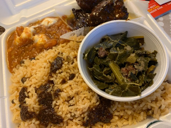 Mecca Caribbean and Soul Food