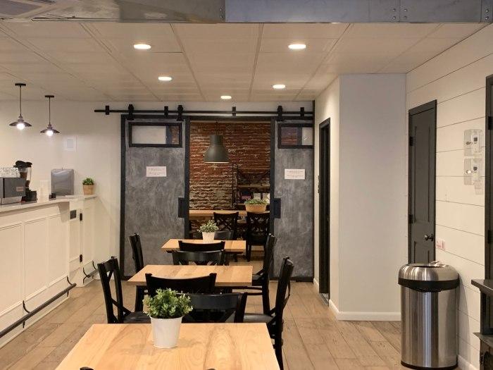 Four Twelve Dining Room