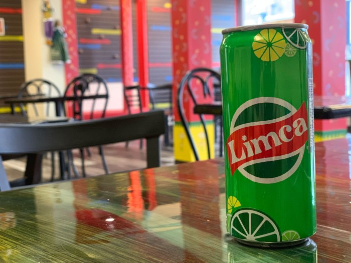 Rangoli Indian Street Food Limca