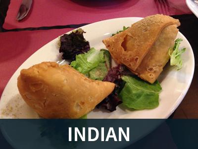 Indian Cuisine Button