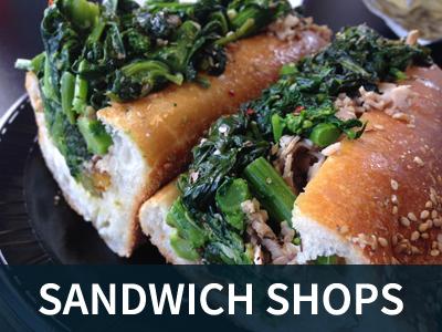 Sandwich Shops Button