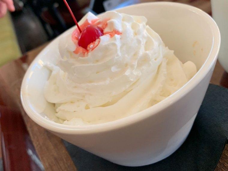 Saucony Creek Franklin Station Brewpub Ice Cream