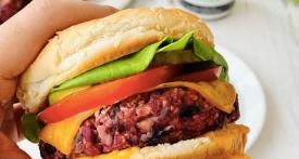 veggie burger, make beetroot burger, yondu