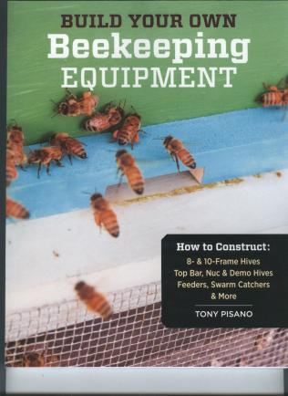 Beehive Book front cover
