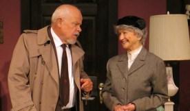 John Trainor and Rie Lee.