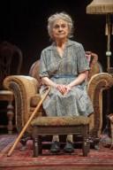 Lynn Cohen as Grandma Kurnitz.