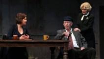 (l to r) Mary Bacon, Jonathan Hogan and Jennifer Harmon.