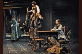 A Christmas Carol at Berkshire Theatre Group