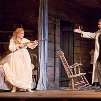 "Puccini's Peculiar Opera ""La Fanciulla del West"" at The Met is set in USA"