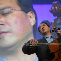 Yo Yo Ma Talks about the place where Politics, Economics and Culture meet