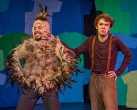 The Stinky Cheese Man is coming to the Dorset Theatre Festival.