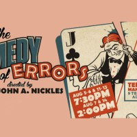 "Confetti Stage Theatre bringing ""The Comedy of Errors"" to Albany's Ten Broeck Mansion"