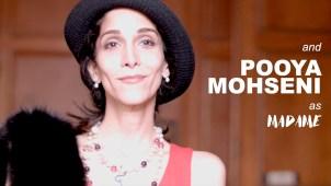 Pooya Mohseni (Madame).