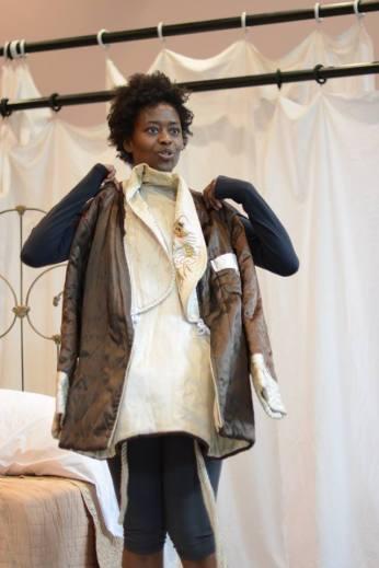 Medina Senghore (Rehearsal Photo: Olivia Winslow)