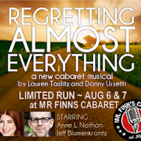 """Regretting Almost Everything"" Comes to Mr. Finn's Cabaret"