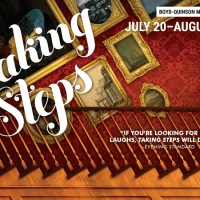 "REVIEW: ""Taking Steps"" at Barrington Stage"