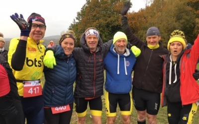 What's it like to join a Triathlon Club?
