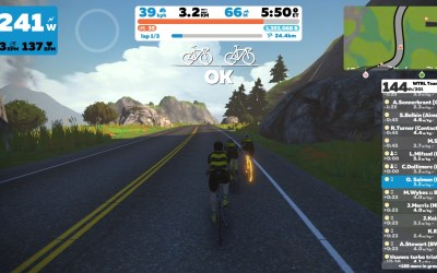 Zwift WTRL TTT 19 Nov 2020