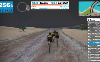 Zwift WTRL TTT 26 Nov 2020