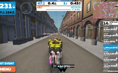 Zwift WTRL TTT 24 Dec 2020