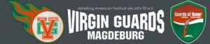 zeigt das Logo der Magdeburg Virgin Guards