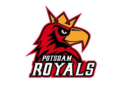 Logo Potsdam Royals - Berlin Bullets