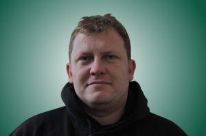 Offense Coordinator Andreas Schönberg