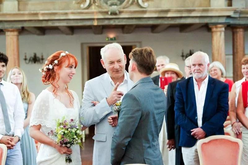 Hochzeitsfotos Weisse Villa Mueggelsee
