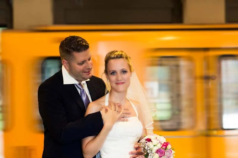 Hochzeitsfotos Standesamt Schöneberg