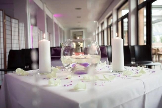Hochzeit SeePavillon am Tegeler See
