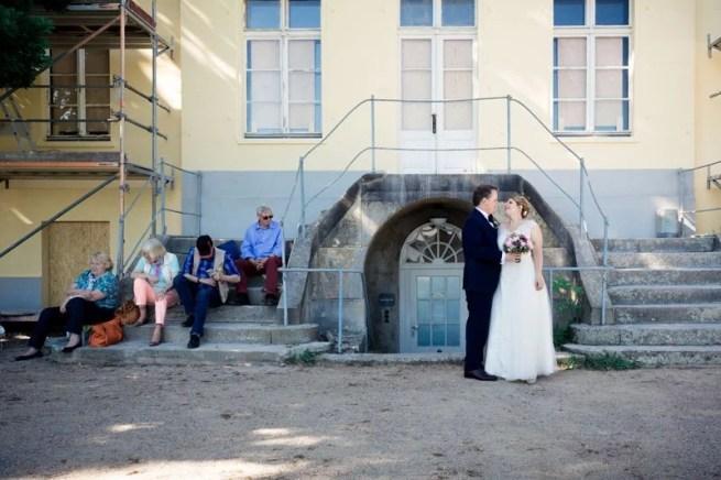 Hochzeit Umwelt Bildungszentrum Berlin