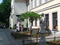 Zille StatueTafel - Foto: Hentschel