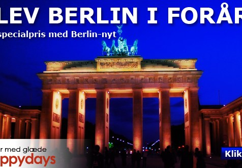 Happydays i Berlin