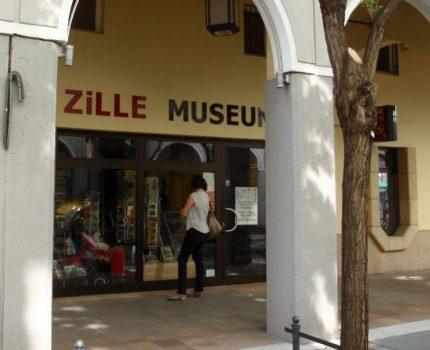 Zille Museum er genåbnet