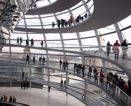 Besøg Berlins nye Willy Brandt storlufthavn og se ubrugt arkitektur i stor scala