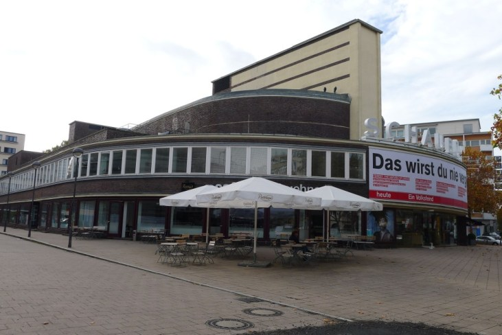 Woga-komplekset. Foto: Rikke Lyngsø Christensen