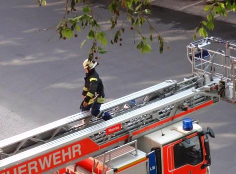 Brandmændenes trappeløb