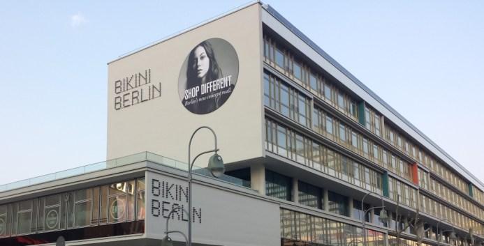 Bikini Berlin. Foto: Kirsten Andersen
