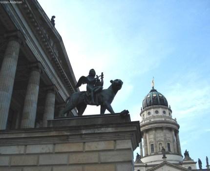 Sommerferie i Berlin 6 – Classic Open Air på Gendarmenmarkt
