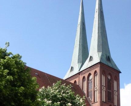 Bog-festival i Nicolaiviertel