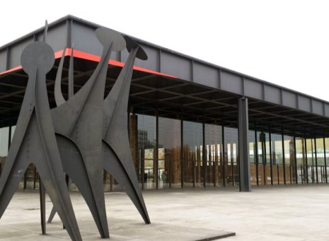 Arkitektur-ture i Berlin