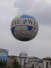 High Flyer Welt Ballon. Foto: Kirsten Andersen
