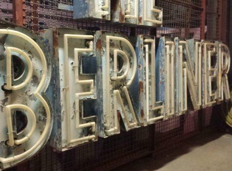 Tilbage til 1980'erns Berlin
