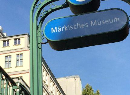 Åbent hus dag på Märkisches Museum