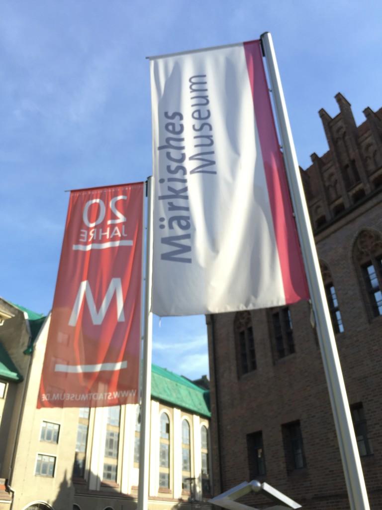 Märkisches Museum. Foto: Kirsten Andersen