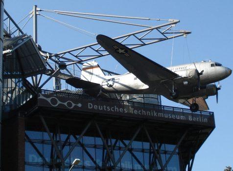Flyv en tur i Technikmuseum