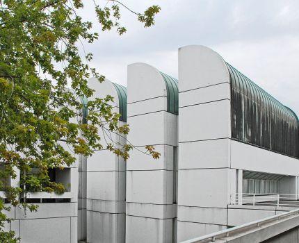 Bauhaus i bevægelse